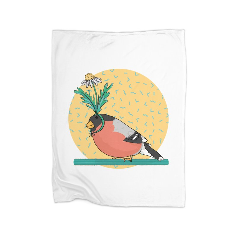 Bird of a feather Home Blanket by Tostoini