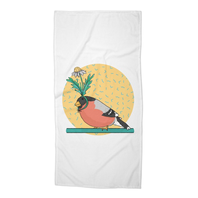Bird of a feather Accessories Beach Towel by Tostoini
