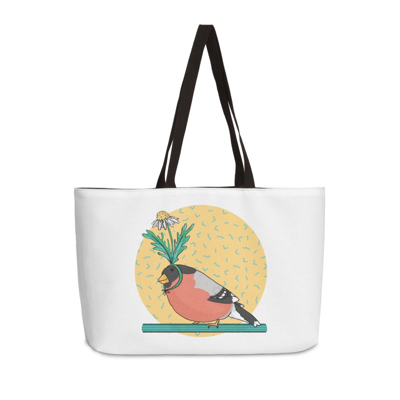 Bird of a feather Accessories Weekender Bag Bag by Tostoini
