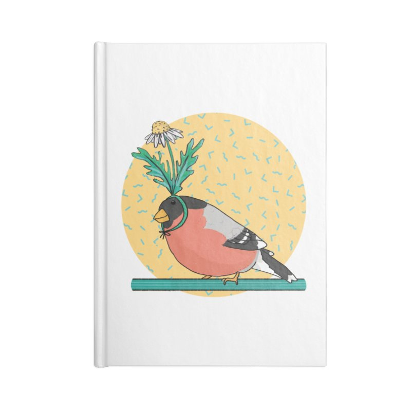 Bird of a feather Accessories Blank Journal Notebook by Tostoini