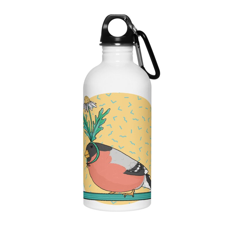 Bird of a feather Accessories Water Bottle by Tostoini