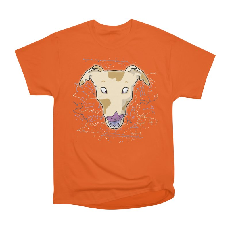 Space greyhound Women's T-Shirt by Tostoini