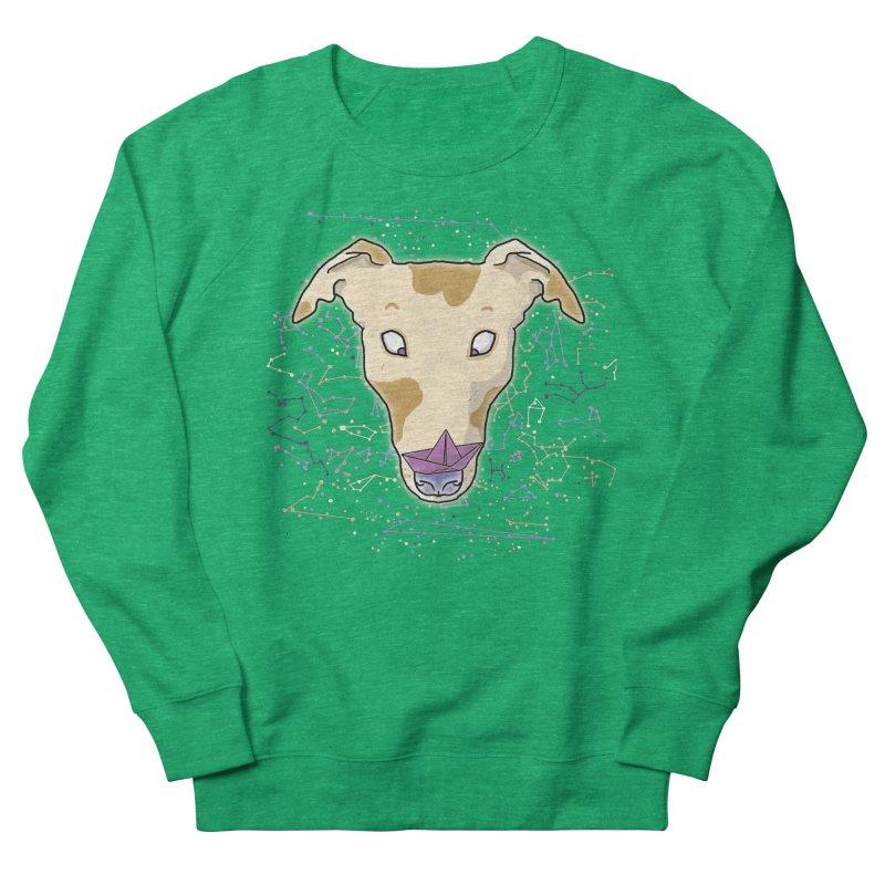 Space greyhound Women's Sweatshirt by Tostoini