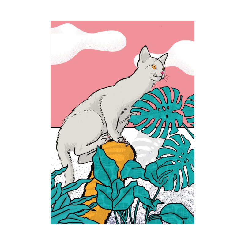 My cat the jungle explorer Accessories Beach Towel by Tostoini