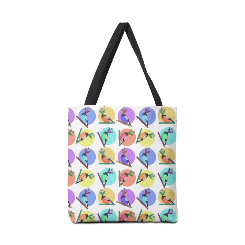 Birds of a feather nest together Accessories Tote Bag Bag by Tostoini