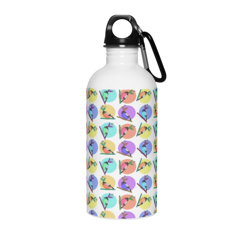 Birds of a feather nest together Accessories Water Bottle by Tostoini