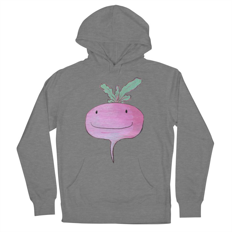 You're so rad(ish)! Men's French Terry Pullover Hoody by Tostoini