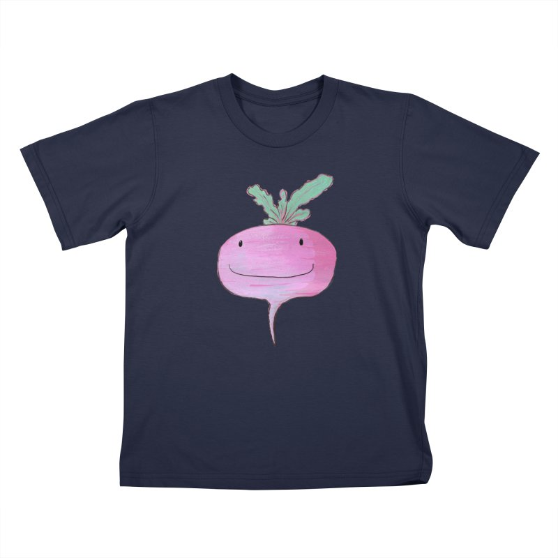 You're so rad(ish)! Kids T-Shirt by Tostoini