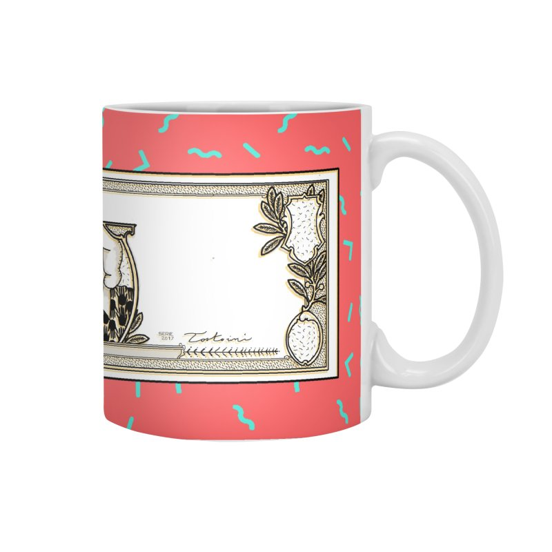 The color of money Accessories Mug by Tostoini