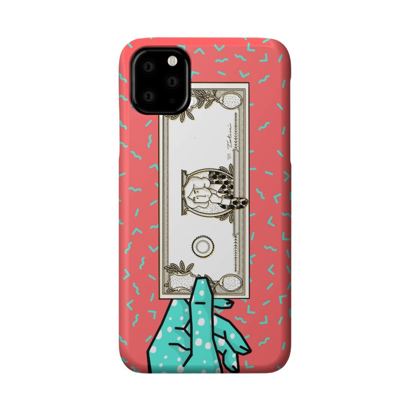 The color of money Accessories Phone Case by Tostoini
