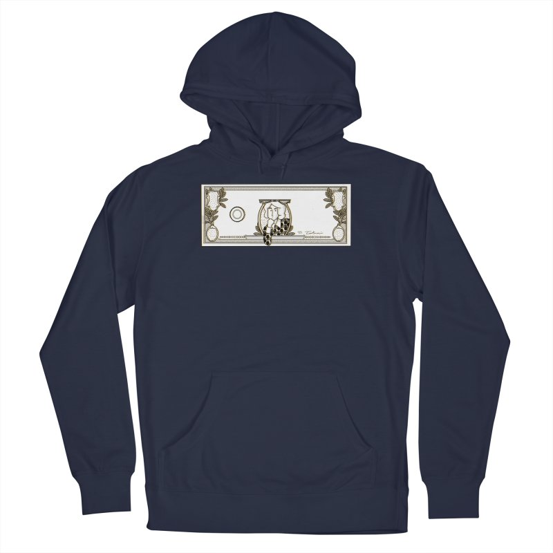 The color of money Men's Pullover Hoody by Tostoini