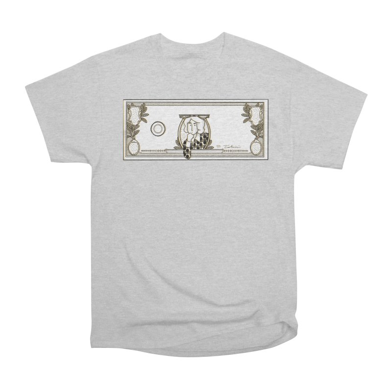 The color of money Men's Heavyweight T-Shirt by Tostoini