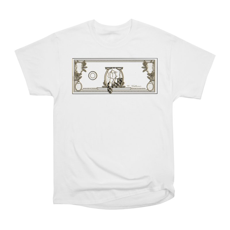 The color of money Women's Heavyweight Unisex T-Shirt by Tostoini