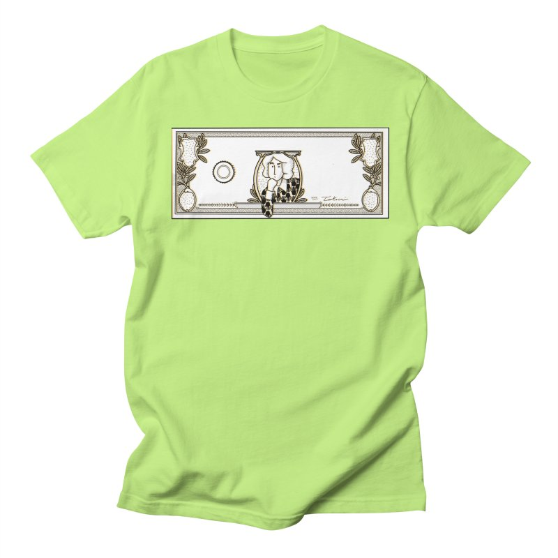The color of money Men's Regular T-Shirt by Tostoini