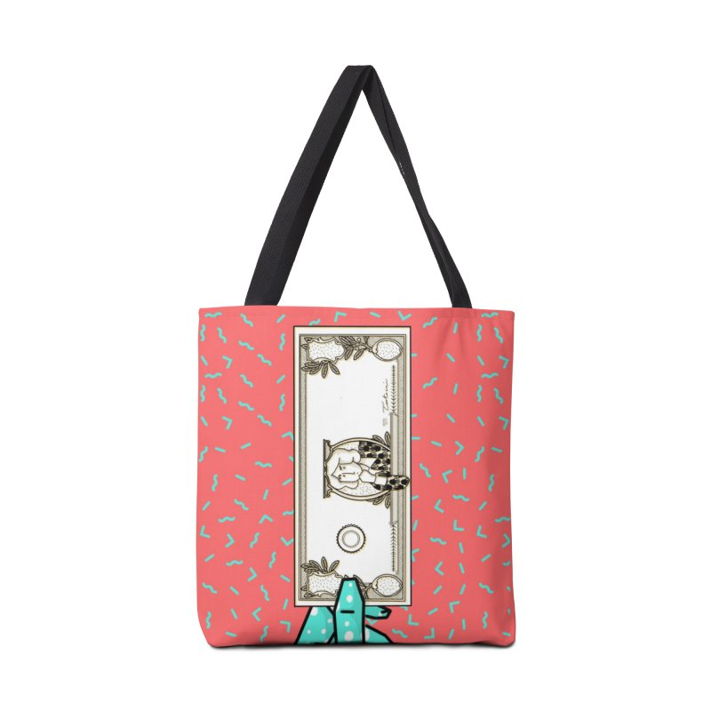 The color of money Accessories Tote Bag Bag by Tostoini