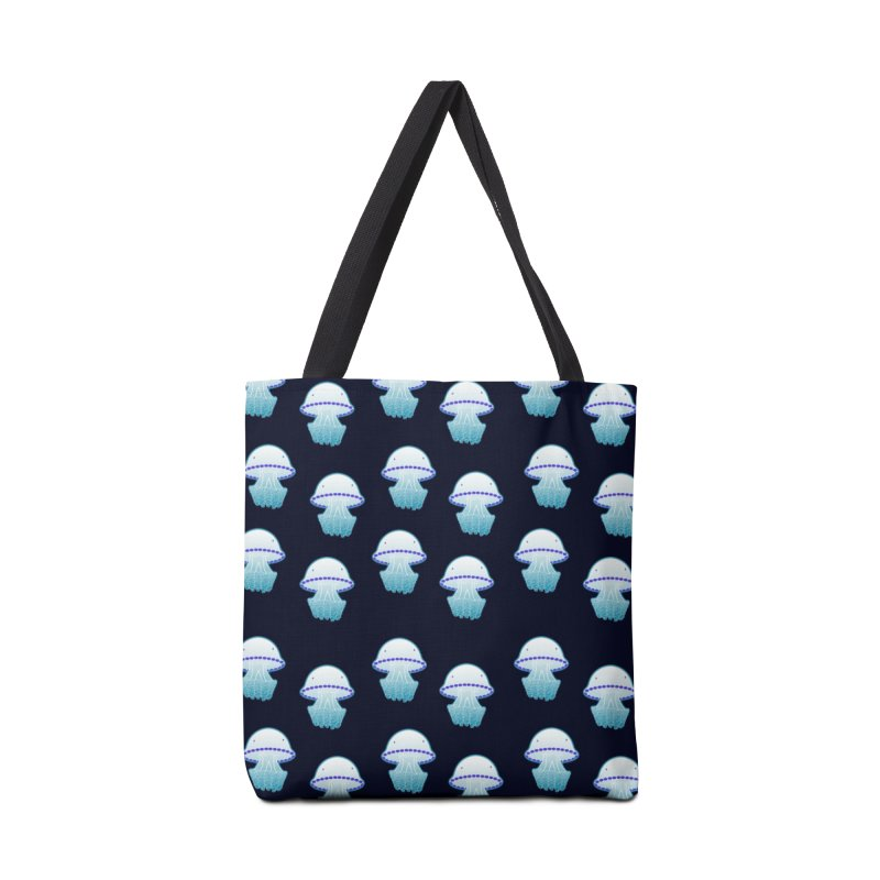 Rhizostoma Pulmo Accessories Tote Bag Bag by Tostoini