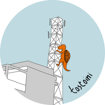 Tostoini Logo
