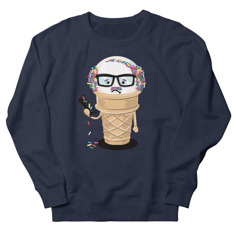 Ice Cream Coneover Women's Sweatshirt by totalbabycakes's Artist Shop