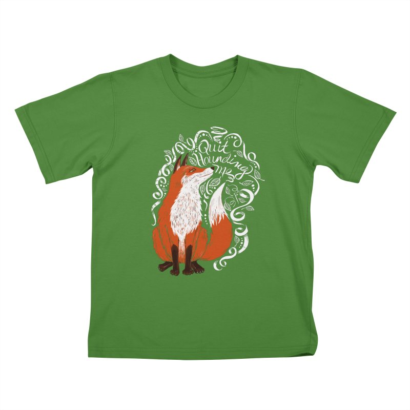 The Fox Says...   by totalbabycakes's Artist Shop