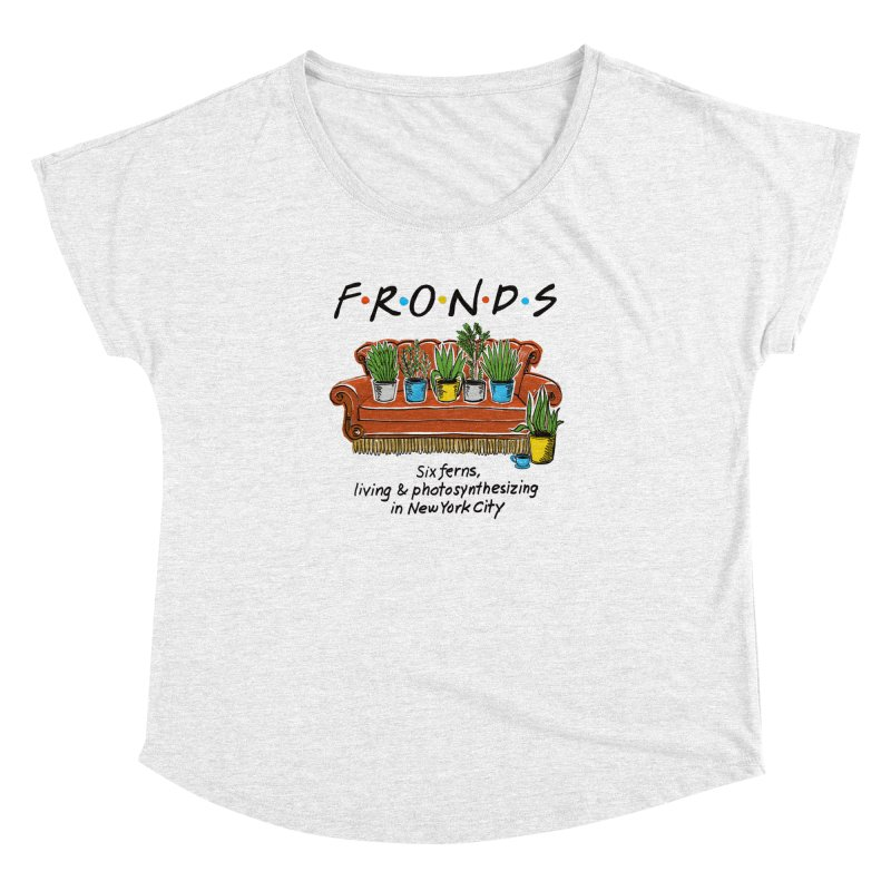 FRONDS   by totalbabycakes's Artist Shop