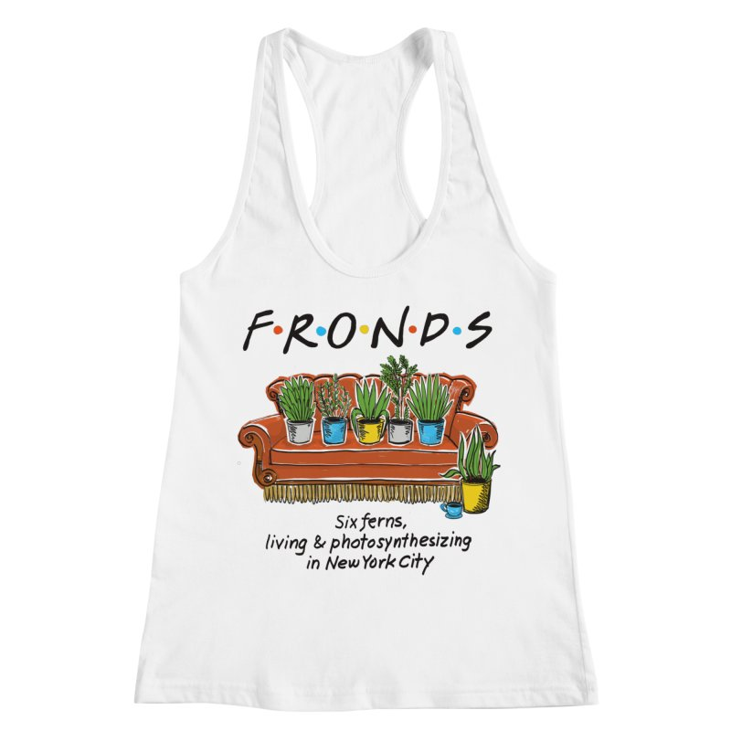 FRONDS Women's Tank by totalbabycakes's Artist Shop