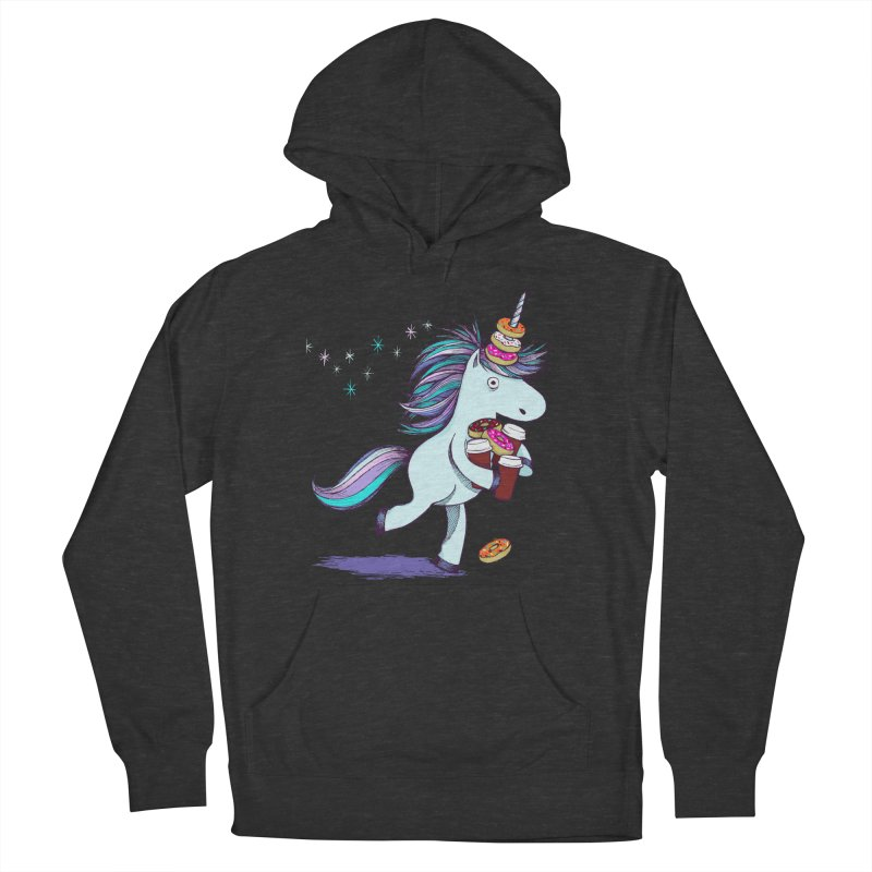 The Intern Women's French Terry Pullover Hoody by totalbabycakes's Artist Shop