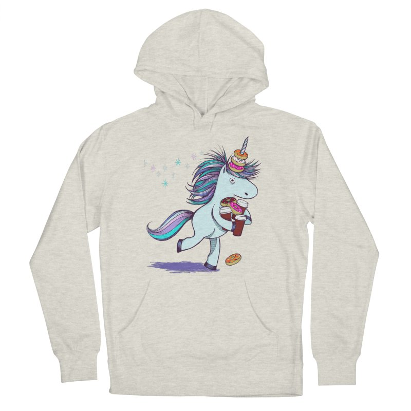 The Intern Men's French Terry Pullover Hoody by totalbabycakes's Artist Shop
