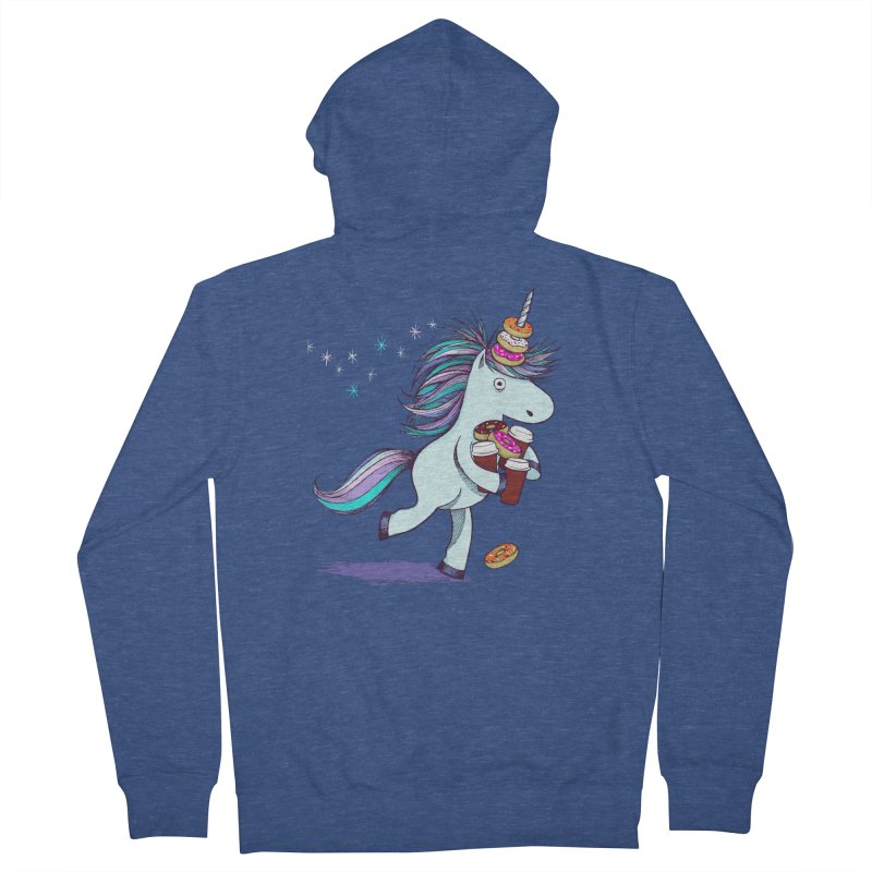 The Intern Women's French Terry Zip-Up Hoody by totalbabycakes's Artist Shop