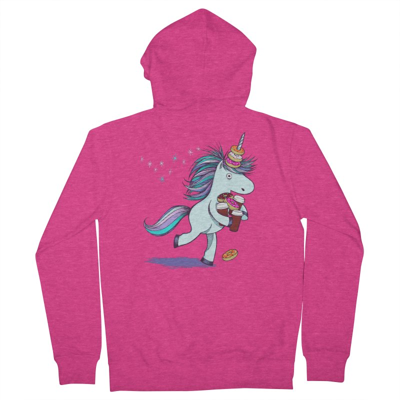 The Intern Women's Zip-Up Hoody by totalbabycakes's Artist Shop