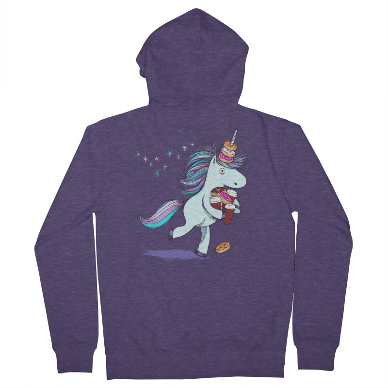 The Intern Men's Zip-Up Hoody by totalbabycakes's Artist Shop