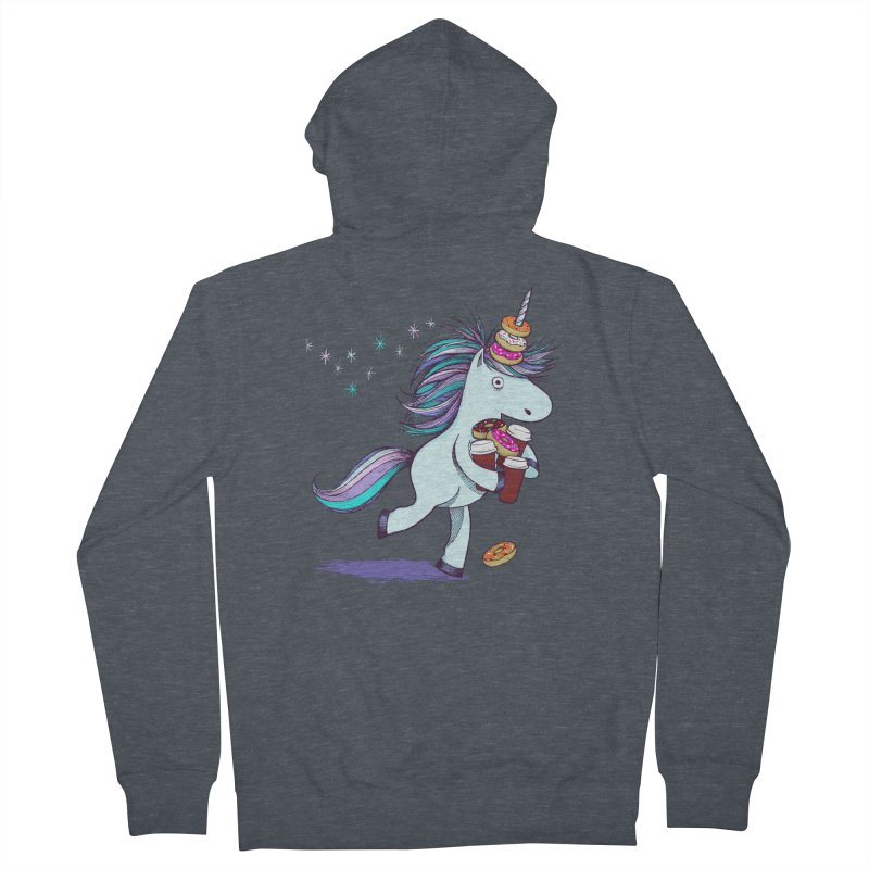 The Intern Men's French Terry Zip-Up Hoody by totalbabycakes's Artist Shop