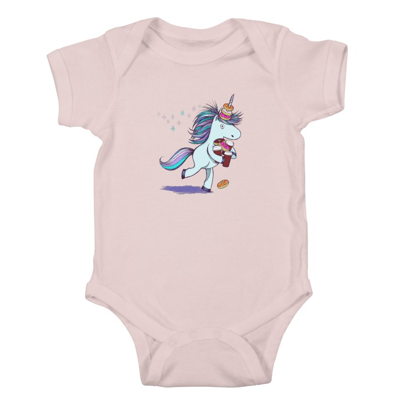 The Intern Kids Baby Bodysuit by totalbabycakes's Artist Shop