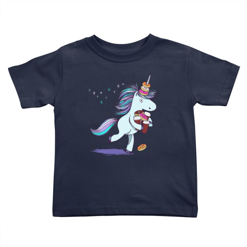 The Intern Kids Toddler T-Shirt by totalbabycakes's Artist Shop