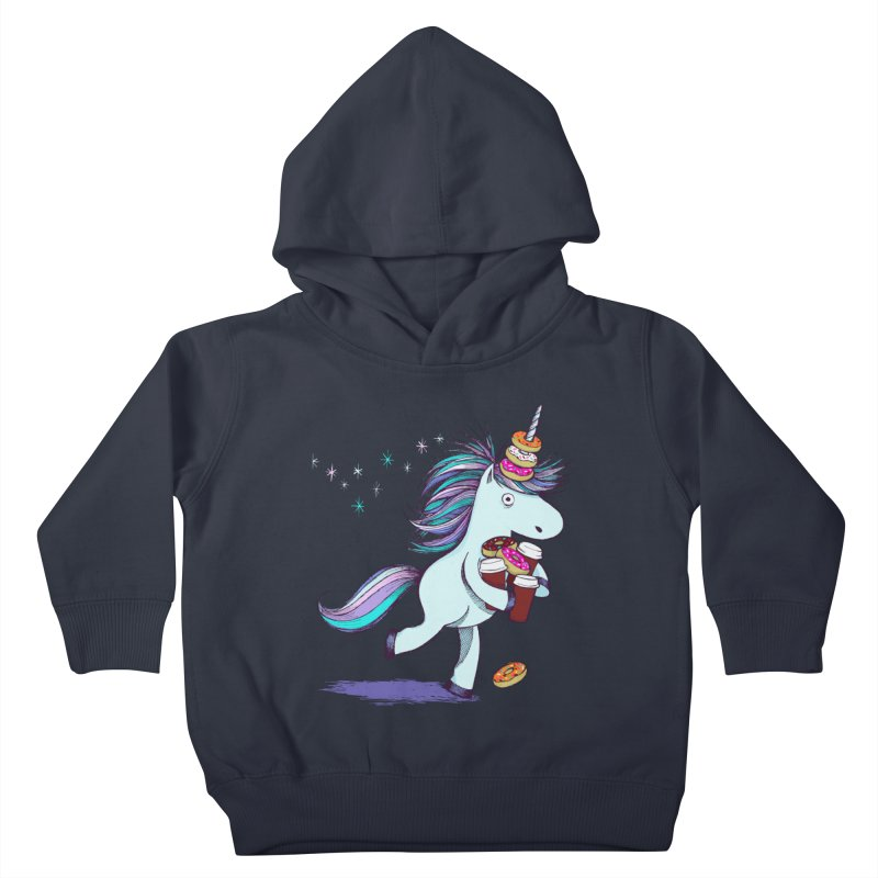 The Intern Kids Toddler Pullover Hoody by totalbabycakes's Artist Shop