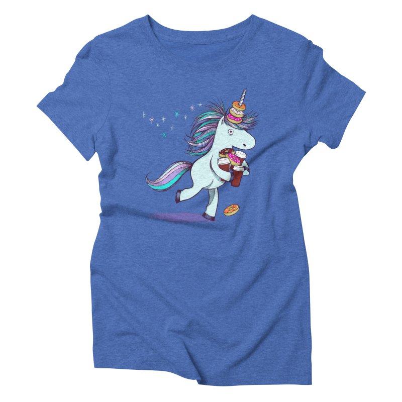 The Intern Women's Triblend T-Shirt by totalbabycakes's Artist Shop