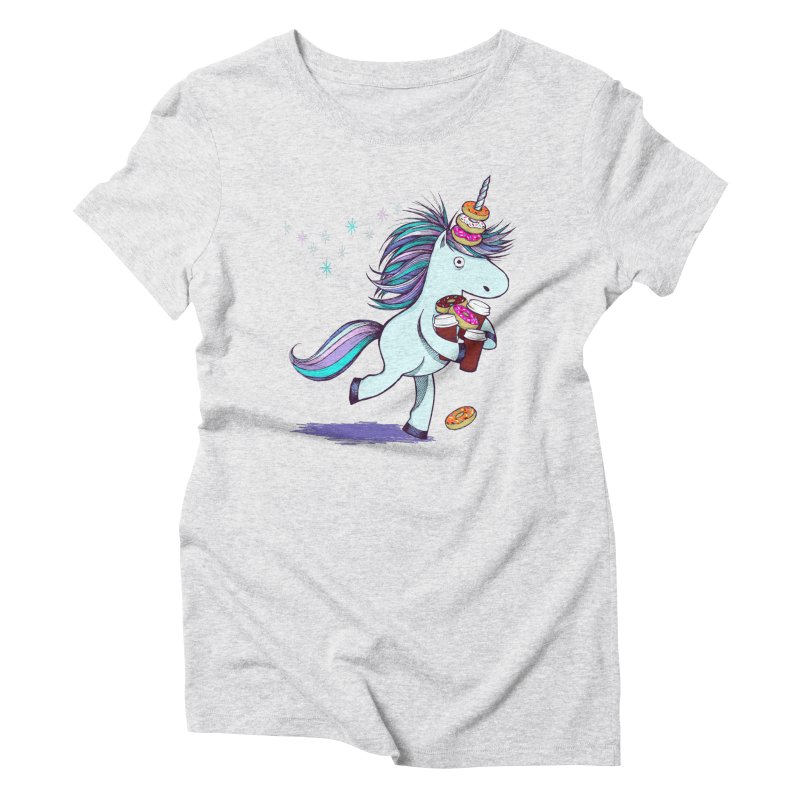The Intern Women's Triblend T-shirt by totalbabycakes's Artist Shop