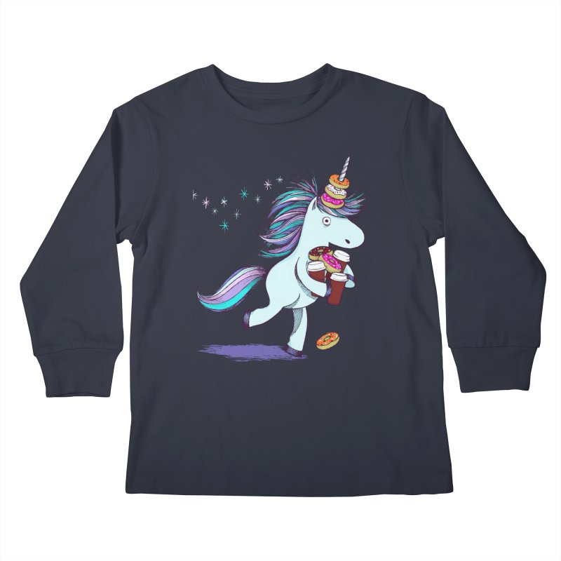 The Intern Kids Longsleeve T-Shirt by totalbabycakes's Artist Shop