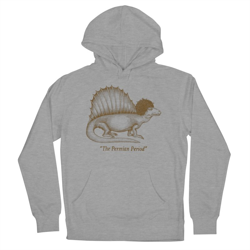 The Permian Period Men's French Terry Pullover Hoody by totalbabycakes's Artist Shop
