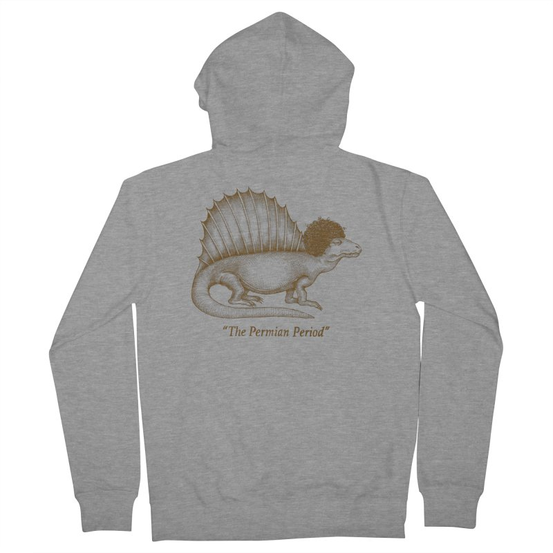 The Permian Period Men's Zip-Up Hoody by totalbabycakes's Artist Shop
