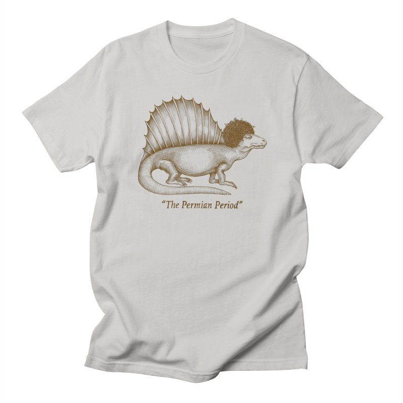The Permian Period Men's Regular T-Shirt by totalbabycakes's Artist Shop