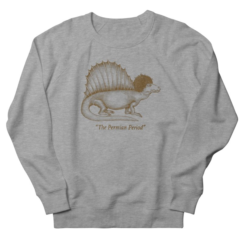 The Permian Period Men's French Terry Sweatshirt by totalbabycakes's Artist Shop