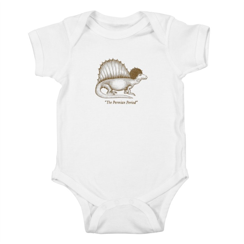 The Permian Period Kids Baby Bodysuit by totalbabycakes's Artist Shop