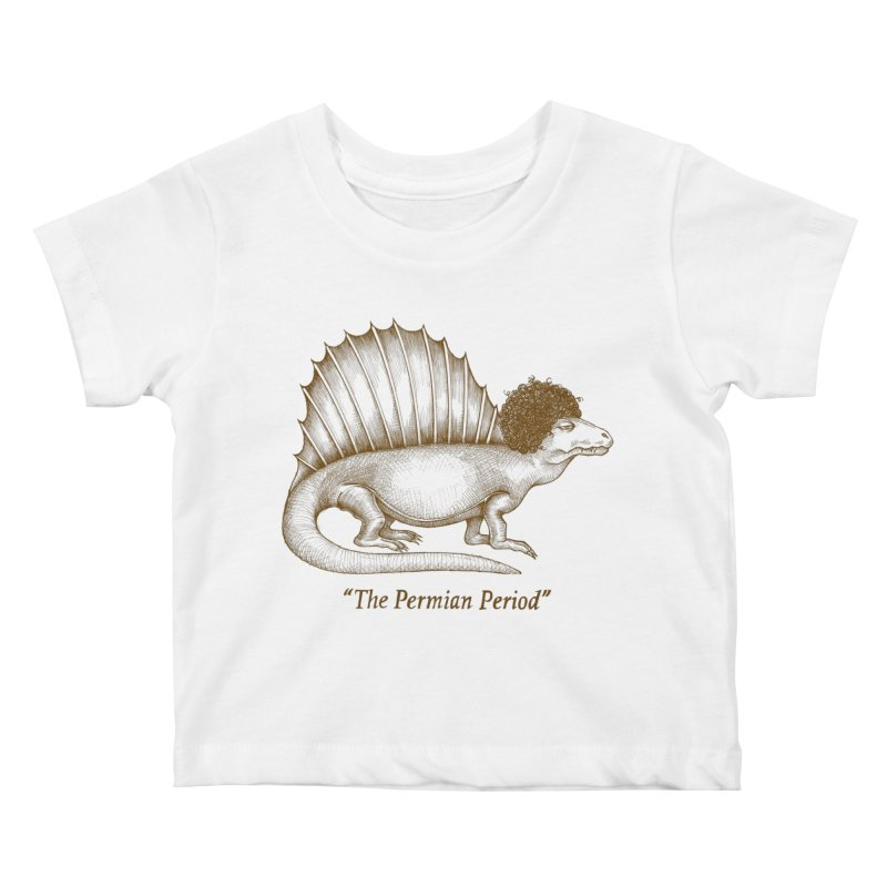 The Permian Period Kids Baby T-Shirt by totalbabycakes's Artist Shop
