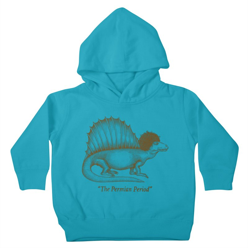 The Permian Period Kids Toddler Pullover Hoody by totalbabycakes's Artist Shop