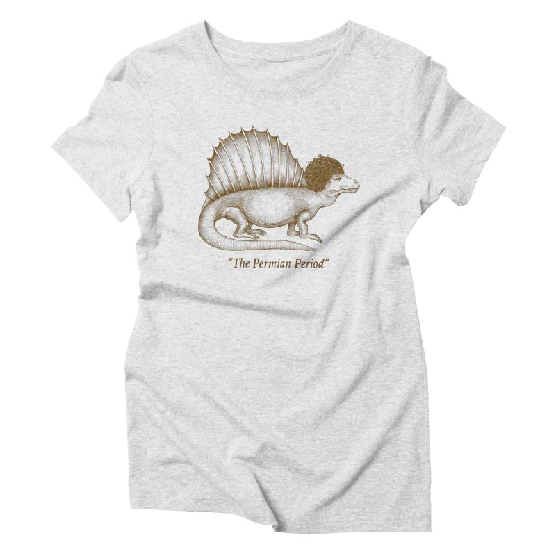 The Permian Period Women's T-Shirt by totalbabycakes's Artist Shop