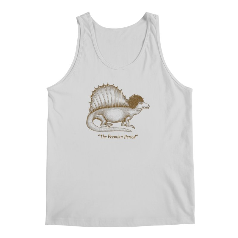 The Permian Period Men's Regular Tank by totalbabycakes's Artist Shop