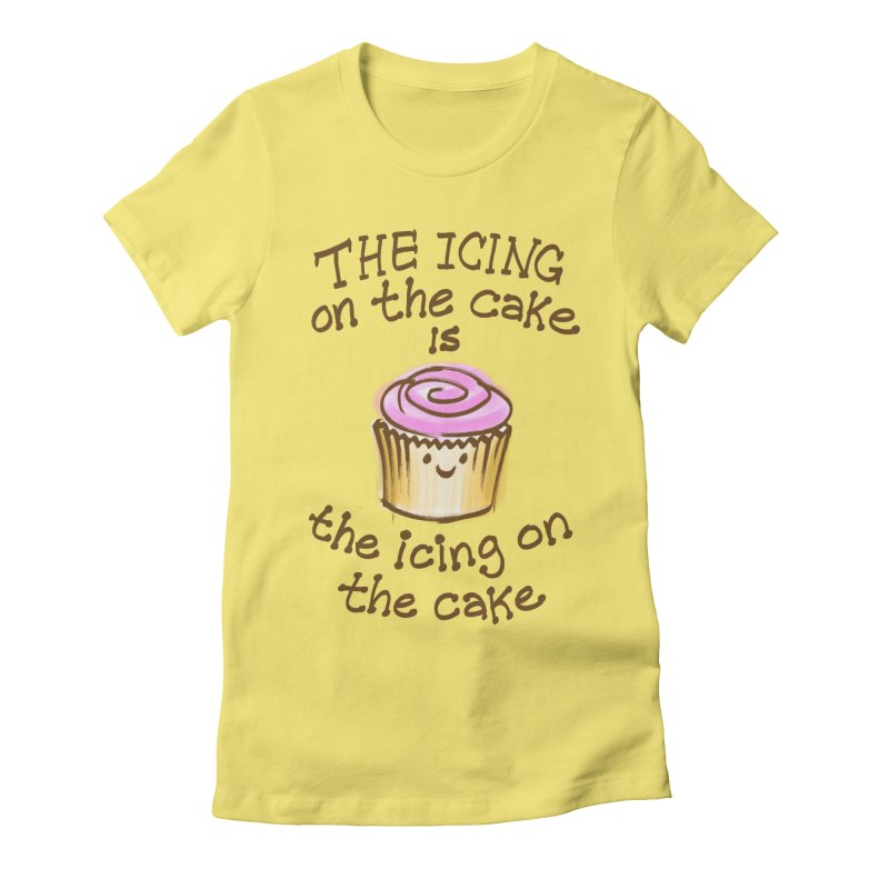 The Icing on the Cake   by totalbabycakes's Artist Shop