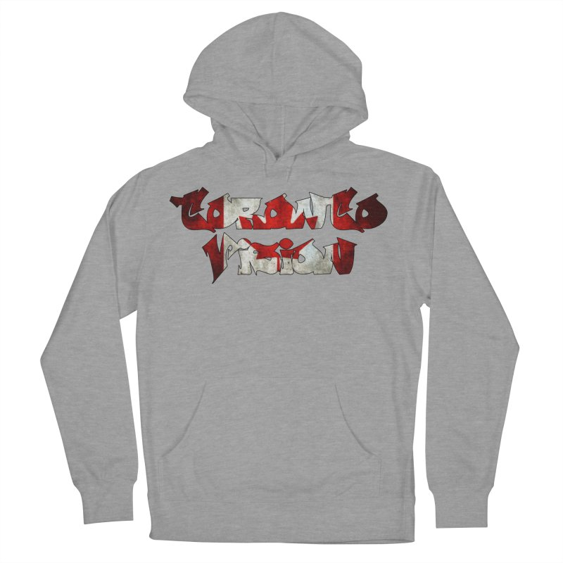 Toronto Vision Men's Pullover Hoody by ToVee Apparel
