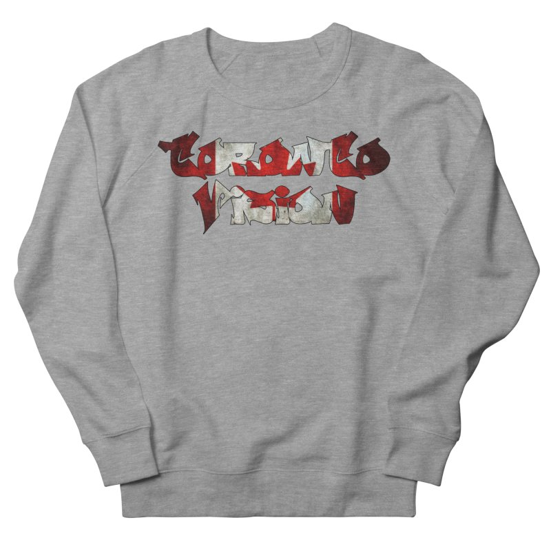 Toronto Vision Men's Sweatshirt by ToVee Apparel