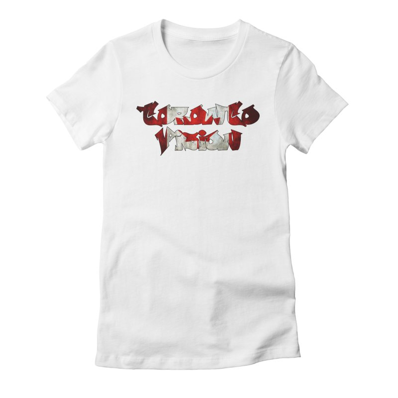 Toronto Vision Women's Fitted T-Shirt by ToVee Apparel